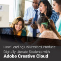 Learn How Leading Universities Produce Digitally Literate Students with  Adobe Creative Cloud